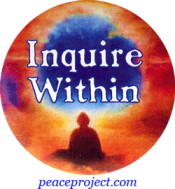 B1160 - Inquire Within - Button