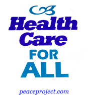 B452 - Health Care For All - Button
