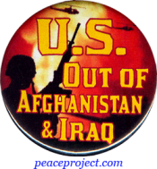 U.S. Out Of Afghanistan And Iraq
