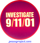 B865 - Investigate 9/11/01 - Button