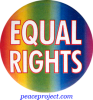 B1158 - Equal Rights - Button