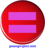B1205 - Equality Symbol - Button