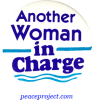 B418 - Another Woman In Charge - Button