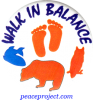 B437 - Walk In Balance - Button