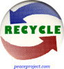 B438 - Recycle - Button