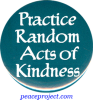 B487 - Practice Random Acts Of Kindness - Button