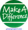 B511 - Make A Difference - Button