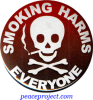B546 - Smoking Harms Everyone - Button