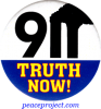 9/11 Truth Now - Button