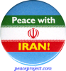 B894 - Peace With Iran - Button