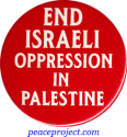 B148 - End Israeli Oppression in Palestine - Button