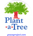 B229 - Plant a Tree - Button