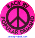 B0235P - Back By Popular Demand - Button