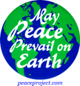 B248 - May Peace Prevail On Earth - Button
