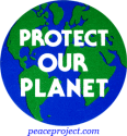 B258 - Protect Our Planet - Button