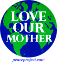 B259 - Love Our Mother - Button