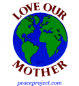 B262 - Love Our Mother - Button