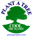 B321 - Plant A Tree, Cool The Planet - Button