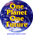 B644 - One Planet One Future - Button