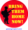 B728 - Bring Them Home Now - Button