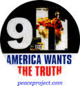 B749 - 9/11 America Wants The Truth - Button