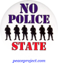 B794 - No Police State - Button