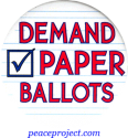Demand Paper Ballots - Button