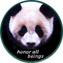 MG1016 - Honor All Beings - Magnet