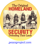 The Original Homeland Security - Defending Their Lands - Button