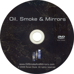 DVD133 - Oil, Smoke & Mirrors DVD