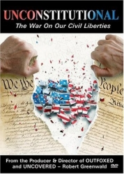 Unconstitutional: The War On Our Civil Liberties DVD