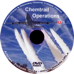 DVD210 - Chemtrail Operations USA DVD
