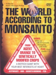 DVD223 - The World According to Monsanto DVD