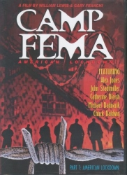 Camp FEMA: American Lockdown DVD
