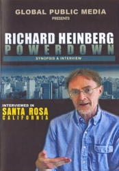 DVD059 - Richard Heinberg: Powerdown DVD