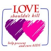 Love Shouldn't Kill - Help Prevent And Cure AIDS (On White) - T-Shirt