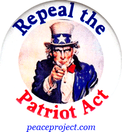 is the patriot act constitutional Civil liberties and terrorism civil liberties and terrorism the patriot act: a constitutional analysis the patriot act: a constitutional analysis.