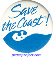 Save The Coast - Button