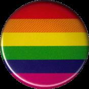 Rainbow - Button