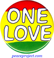 B535 - One Love - Button