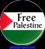 B605 - Free Palestine - Button