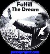 B729 - Fulfill The Dream - Button