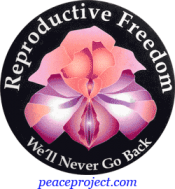 Reproductive Freedom - Button