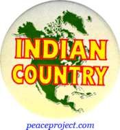 Indian Country - Button
