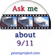 Ask Me About 9/11 - Button