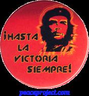 Hasta La Victoria Siempre - Button