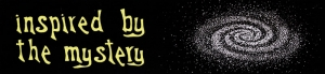 """Inspired by the Mystery - Bumper Sticker / Decal (10"""" X 2.5"""")"""