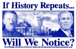 S397 - When History Repeats Itself Do We Notice? - Bumper Sticker