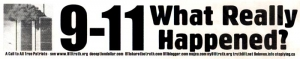 "9-11 What Really Happened? - Bumper Sticker / Decal (11"" X 2.25"")"