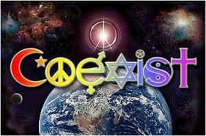 Coexist - Poster